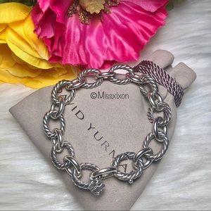 ❤️David Yurman Large Oval Link Bracelet